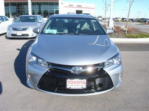 2015 Camry Grille