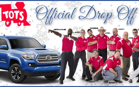 Toyota of the Black Hills Toys for Tots