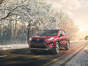 2019 RAV4 at Denny Menholt Toyota in Rapid City, South Dakota