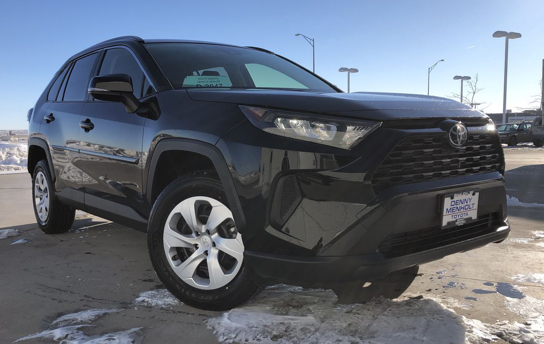 2019 Toyota RAV4 Adventure Package at Denny Menholt Toyota in Rapid City, SD