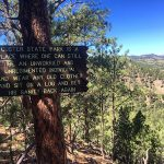 Lovers' Leap Trail in Custer State Park
