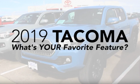 2019 Toyota Tacoma at Denny Menholt Toyota in Rapid City, South Dakota
